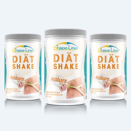 Diät-Shake Kur: Wie Sie mit mit dem natureShake von Shape-Line einfach und lecker Gewicht verlieren.
