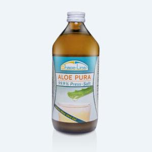 Abnehmen mit Aloe Vera geht ganz einfach mit dem Aloe Pura Drink