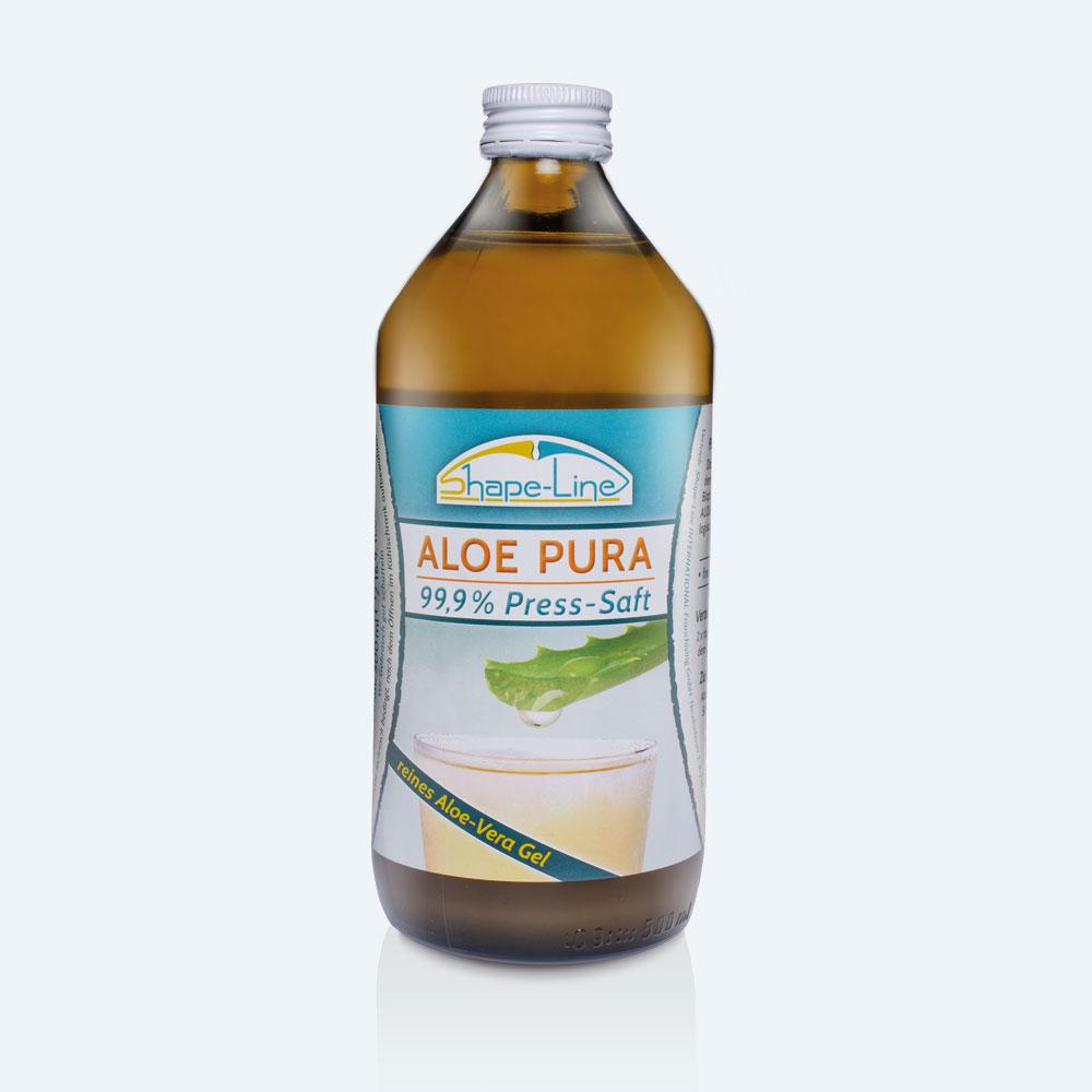 Getränke zum Abnehmen mit Aloe für