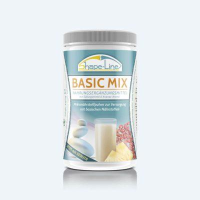 Basic Mix: Wie Sie mit Basenpulver Ihren Säure-Basen-Haushalt regulieren und Ihr Wohlbefinden steigern.