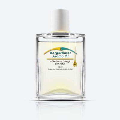 Fettabbau durch das Bergkräuter Aroma Öl von Shape-Line.