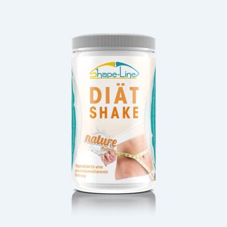 Diät-Shake: Wie Sie mit mit dem natureShake von Shape-Line einfach und lecker Gewicht verlieren.