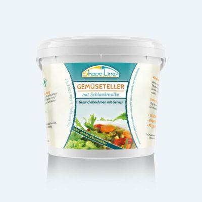 Gemüseteller: Die kalorienarme, glutenfreie Abnehmsuppe, die schmeckt und fit macht!