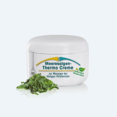 Wie die Meeresalgen Thermo Creme von Shape-Line Ihnen helfen kann, Ihren Bauch weg zu cremen.
