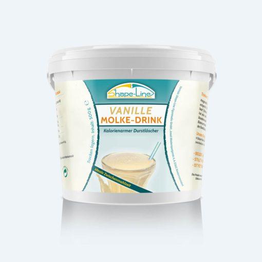 Molkepulver mit Vanille: Wie Sie mit dem Vanille-Molke-Drink Ihre Heißhunger-Attacken besiegen.